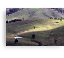Kanimbla Hills Canvas Print