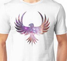 Cosmic Hawk Unisex T-Shirt