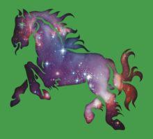 Cosmic Horse Baby Tee