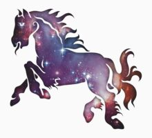 Cosmic Horse Kids Clothes