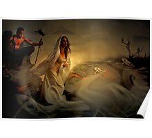 Allegory Fantasy Art Poster