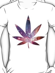 Cosmic Leaf T-Shirt