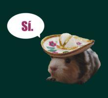 Si. - Guinea Pig by lindseyyo