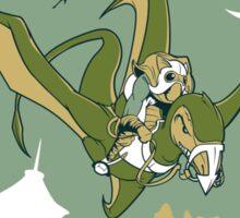 Cliff Racin' - Morrowind Sticker