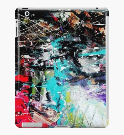 Two Foxes iPad Case/Skin