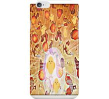 the chickens and the eggs iPhone Case/Skin