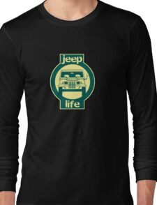 JEEP LIFE Long Sleeve T-Shirt
