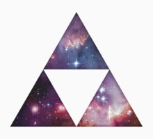 Cosmic Triforce by creepyjoe