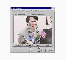 Dan Howell Windows95 Crying Unisex T-Shirt