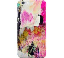 Planes of Perception iPhone Case/Skin