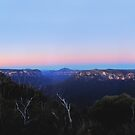 Grose Valley, Blue Mountains National Park. by Andy Newman