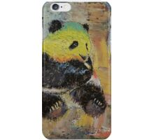 Rasta Panda iPhone Case/Skin