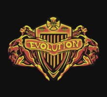 Evolution WWE by PFostCSY