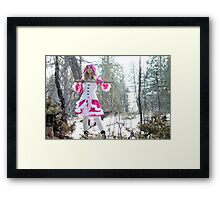 Fear Not This Night Framed Print