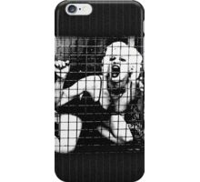 Angry Girl iPhone Case/Skin