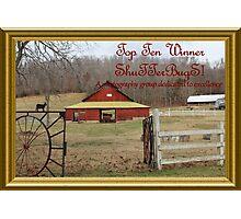 Banner - S - Top Ten Winner Photographic Print