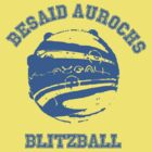 Besaid Aurochs Blitzball Shirt by GeordanUK