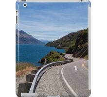 Driving the Devil's Staircase iPad Case/Skin