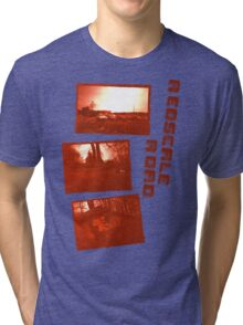 Redscale Road Tri-blend T-Shirt