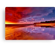 """Morning Tempest"" Canvas Print"