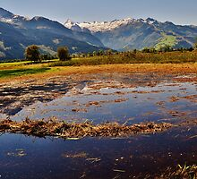 AUSTRIAN LAKES AND MOUNTAINS by Dcoomber