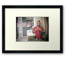 ROH Framed Print