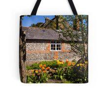 St Mary Bourne England Tote Bag