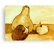 forgotten fruit Canvas Print