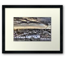 Industrial Russia Framed Print