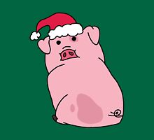 Christmas Waddles the Pig! Unisex T-Shirt