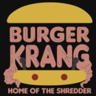 Burger Krang by DevilChimp