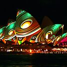 Vivid Colours Sydney 2013 by Michael Matthews