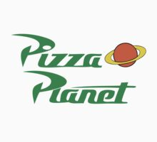 Pizza Planet by trevorbrayall