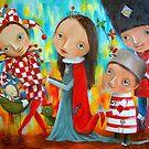 Little Hen by Monica Blatton