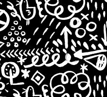 Ink Doodles by Amy Walters