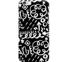 Ink Doodles iPhone Case/Skin