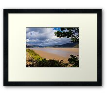 Mawddach Estuary North Wales Framed Print