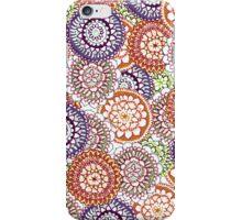 Pattern Frenzy iPhone Case/Skin