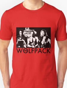 The Wolfpack is Back! T-Shirt