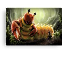 Crabapillar Canvas Print