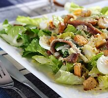 Caesar Salad by psctran