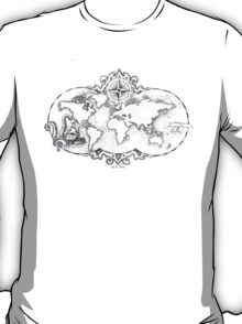 Mapped Out T-Shirt