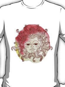 watercolor sun T-Shirt