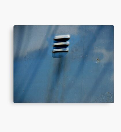 Venting Canvas Print