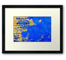 Totally Amazed Framed Print