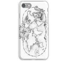 Mapped Out iPhone Case/Skin