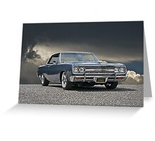 1965 Chevrolet Chevelle I Greeting Card