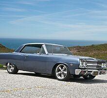 1965 Chevrolet Chevelle V by DaveKoontz