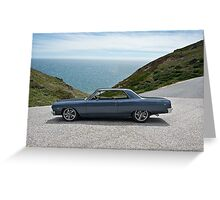 1965 Chevrolet Chevelle VI Greeting Card