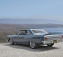 1965 Chevrolet Chevelle VII by DaveKoontz